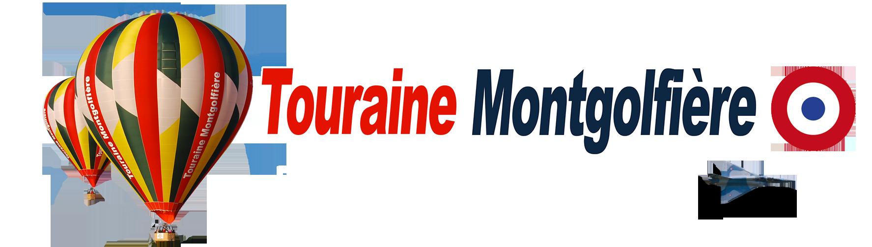 Logo Touraine Montgolfiere