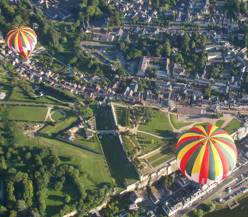 L'Aerogare, Touraine Montgolfiere