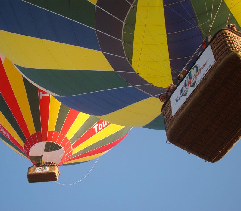 ballons montgolfieres