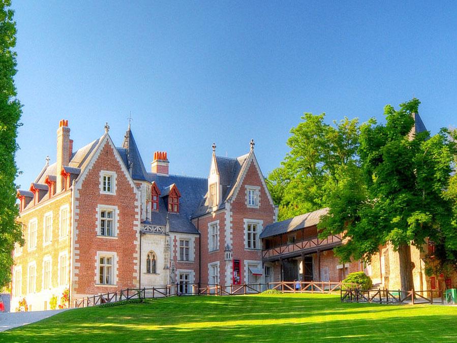 Chateau du clos luce à amboise