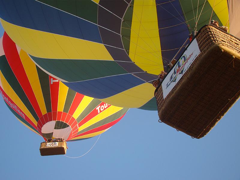 qualité vol montgolfiere